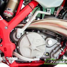 Motor, Auspuff und Filter